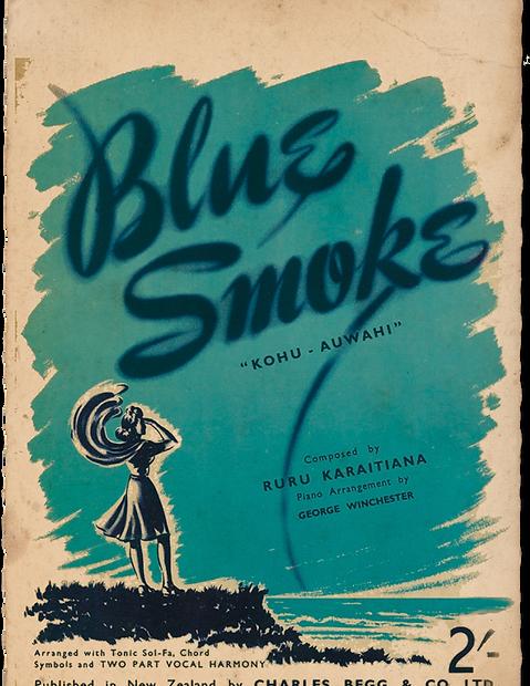 Blue Smoke Sheet Music.png