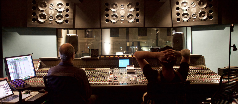 'The New Blue' Album is underway
