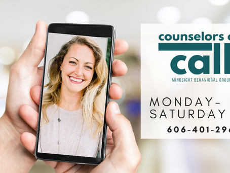 Finding Support During Corona —Counselors On Call