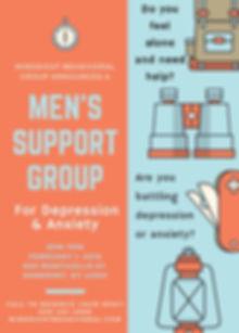 Men's Support Grop