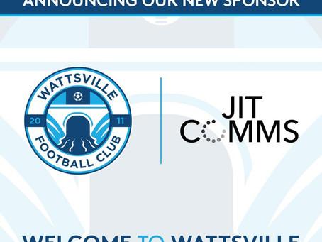 JIT Comms sponsor local football club - Wattsville FC