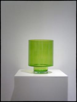 Vase haut Vert