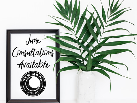 June Consultations Available!