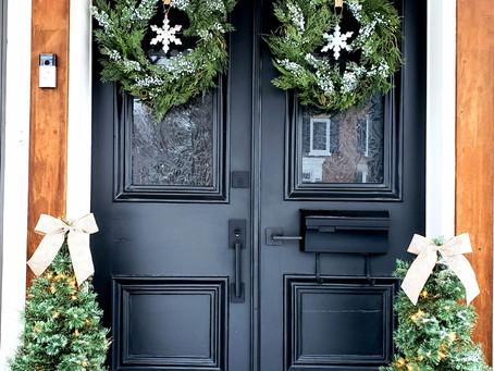 Cutest Front Entrance