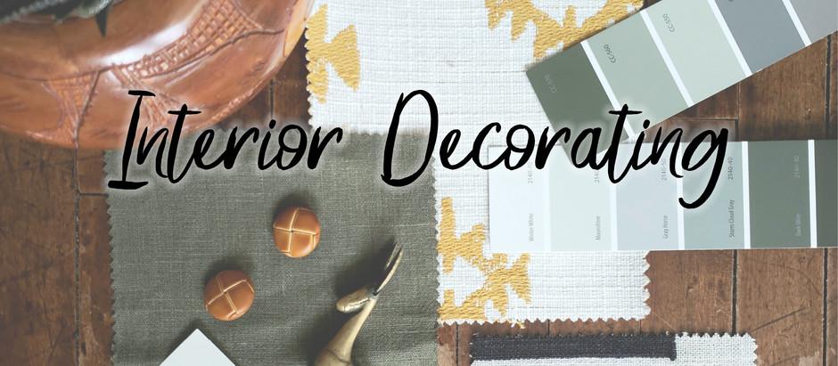 Interior Decorating
