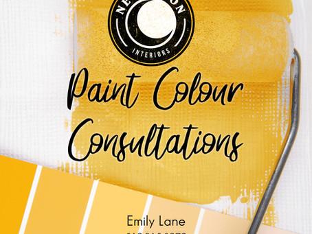 Paint Colour Consultations