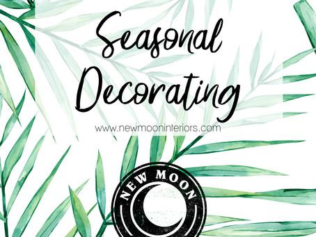 Seasonal Decorating Services