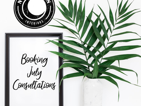 Booking July Consultations!