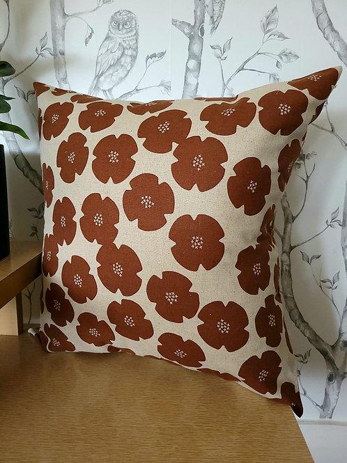 Wildflower Square Cushion