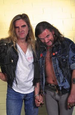 Saxon & Motörhead