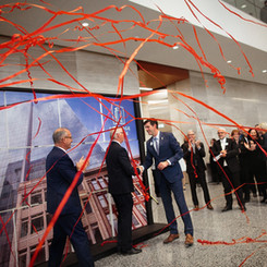 Enbridge Centre Gran Opening