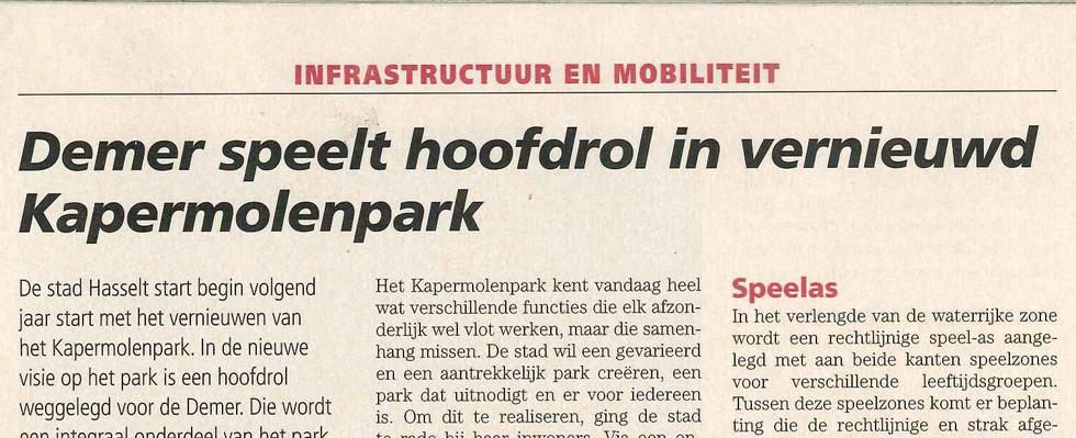 Kapermolenpark Hasselt