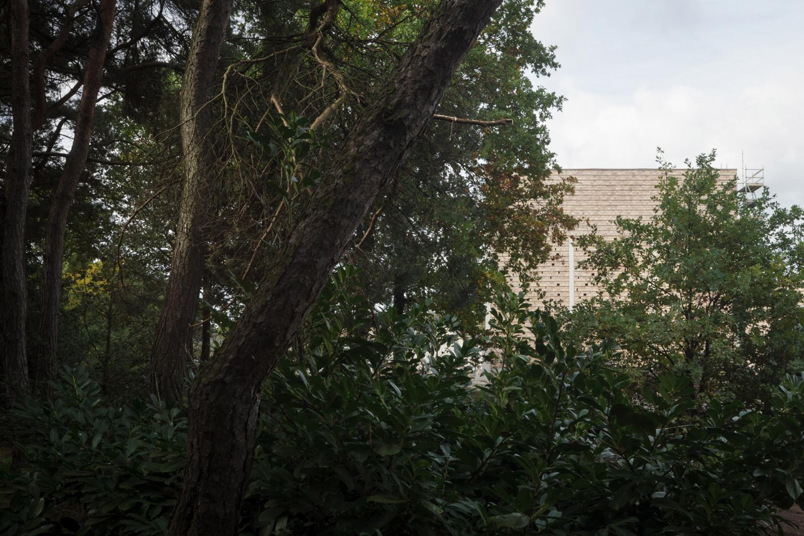 Crematorium 'Stuifduin' – Lommel