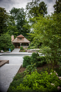 Private garden Midden-Limburg