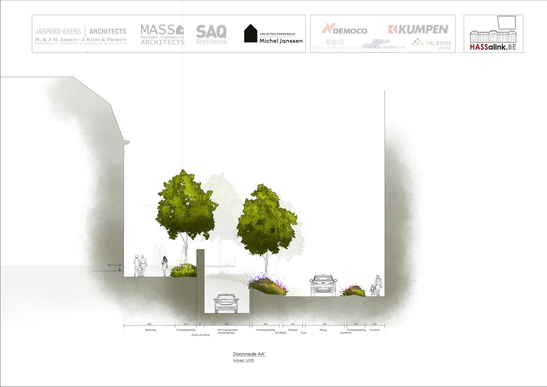 Stadhuis 't Scheep – Hasselt