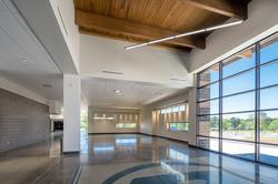 Bryant School District Fine Arts Center – Lobby