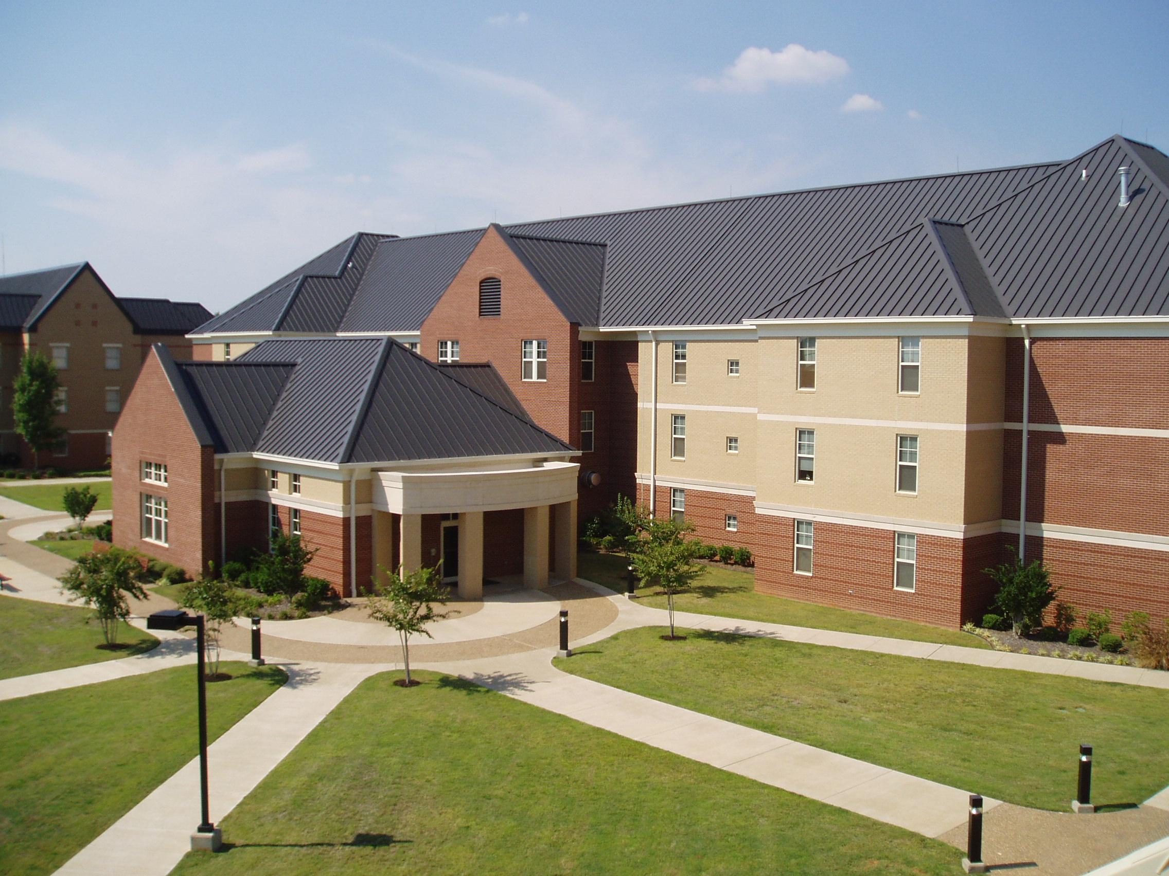LeTourneau University Thomas Hall