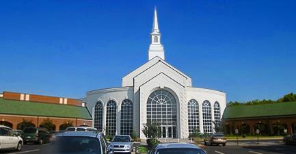 Geyer Springs First Baptist Church_Exterior