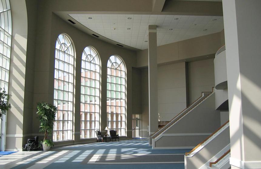 Geyer Springs First Baptist Church_Interior
