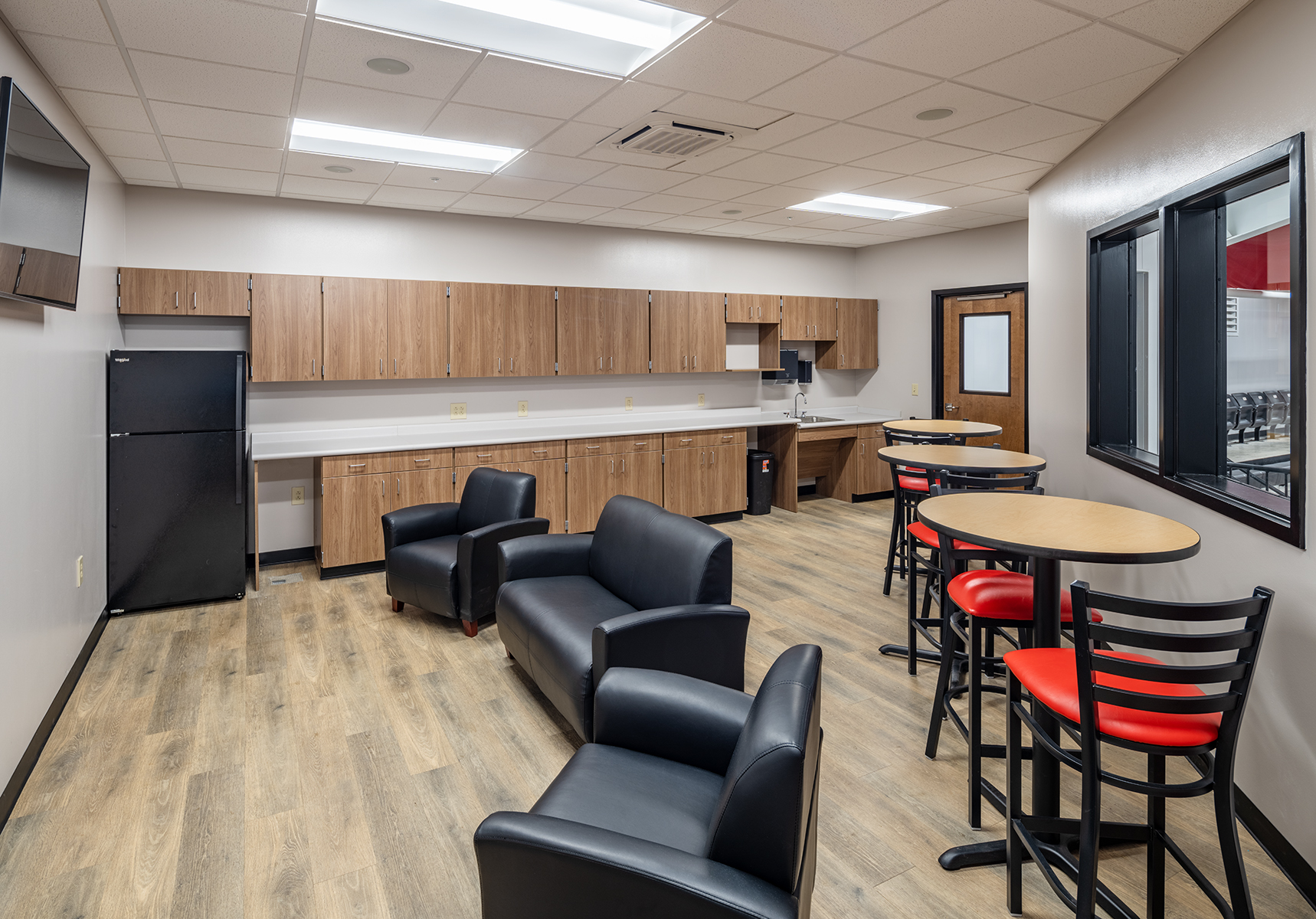 Clarendon-Holly Grove School District Arena – Hospitality