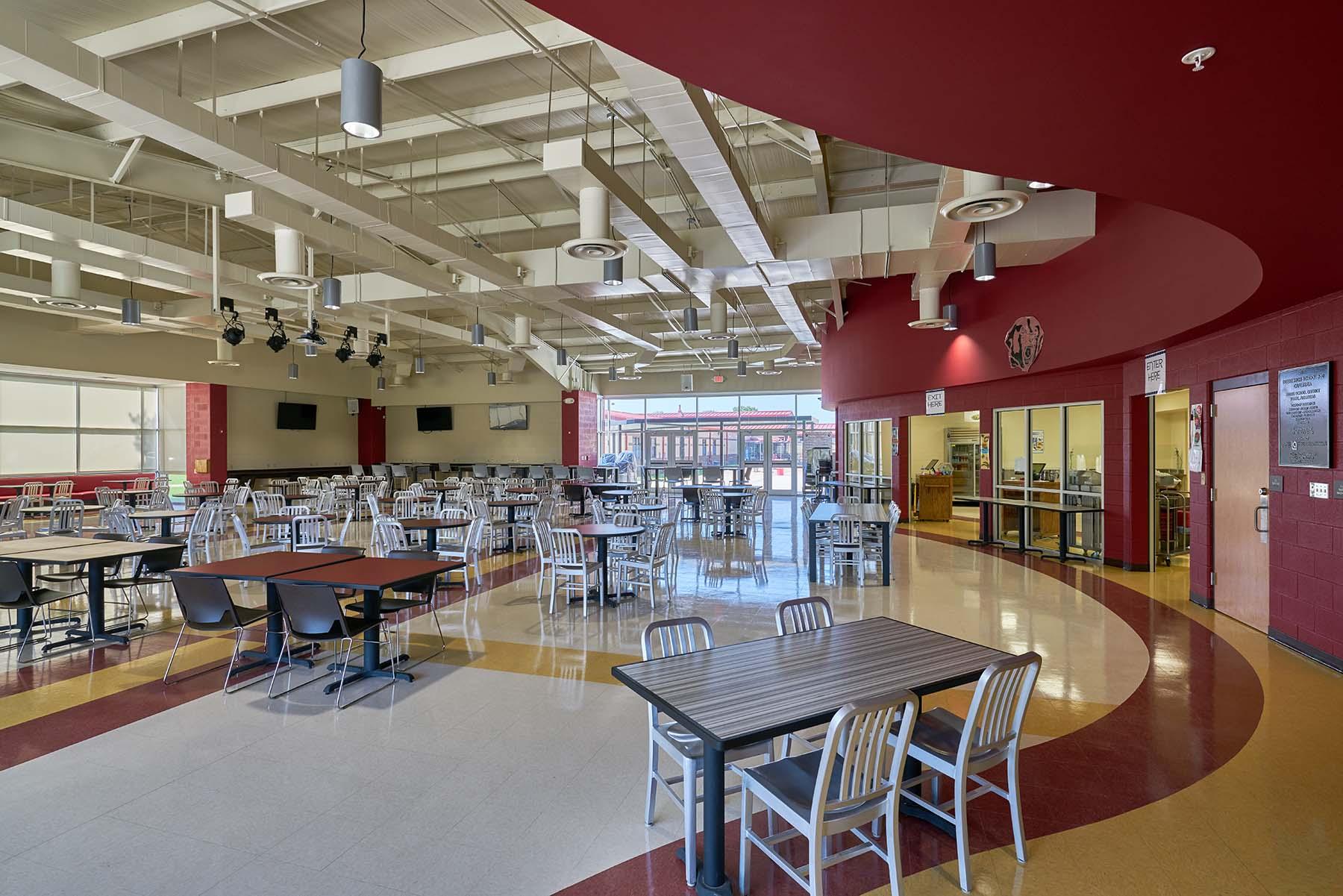 Beebe Cafeteria