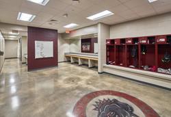 20) Locker Room