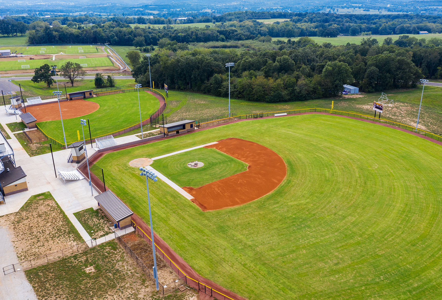 Berryville HS Athletics_Baseball Field