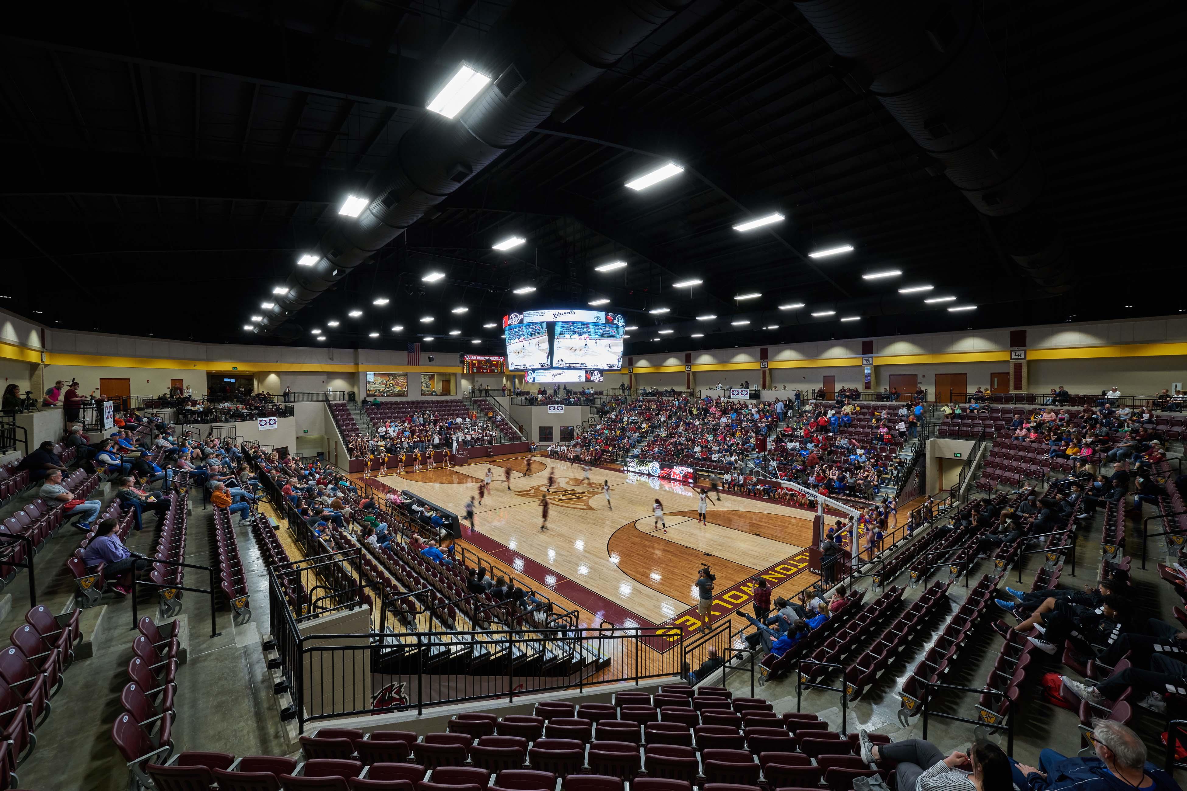 Lake Hamilton Arena
