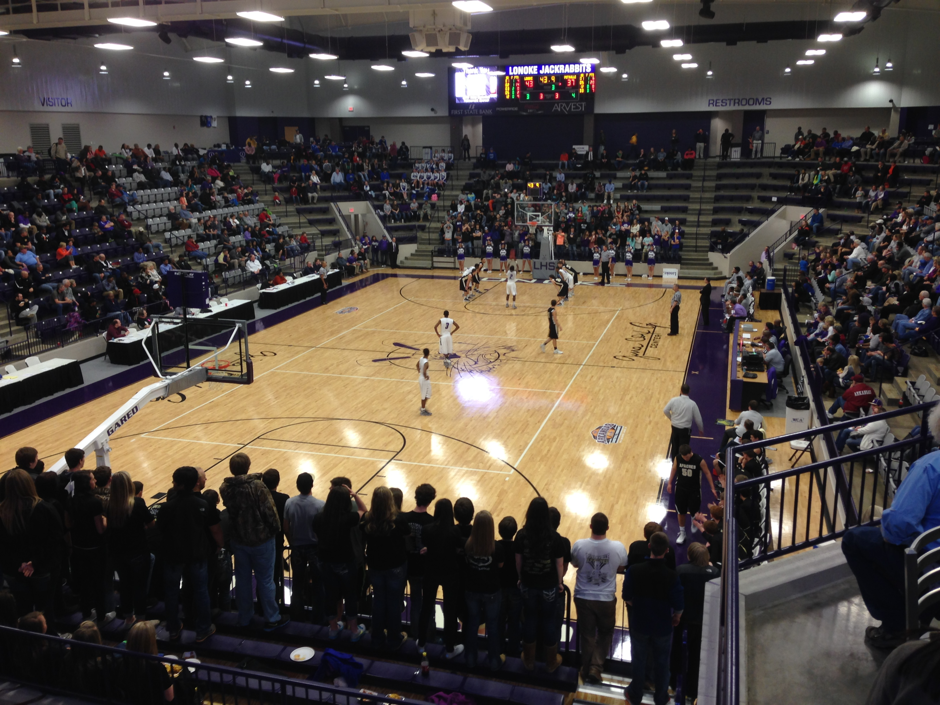 Lonoke High School