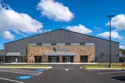 Little Rock Christian Academy Warrior Athletics – Exterior