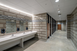 Little Rock Christian Academy Warrior Arena – Restrooms