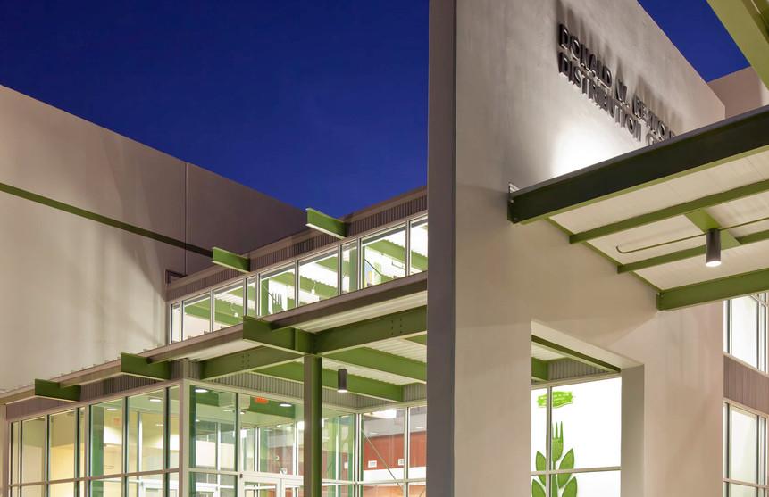 Arkansas Foodbank – Exterior