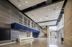 Little Rock Christian Academy Warrior Arena – Lobby