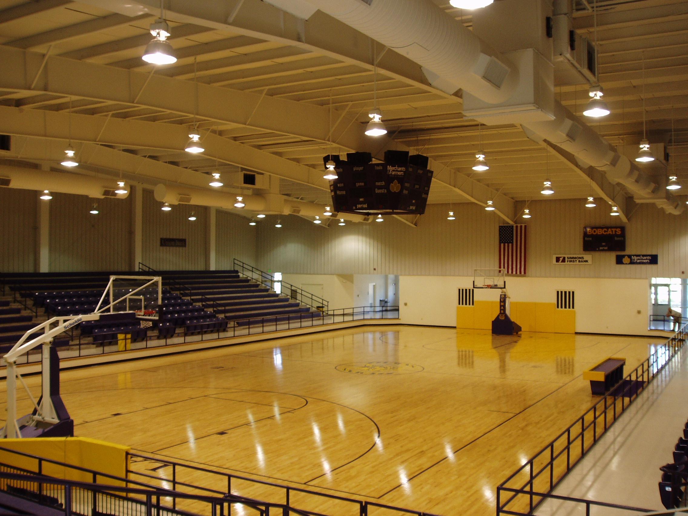 Dumas High School Gymnasium