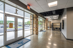 Little Rock Christian Academy Warrior Athletics – Lobby