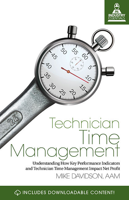 Technician Time Management_Book Project_