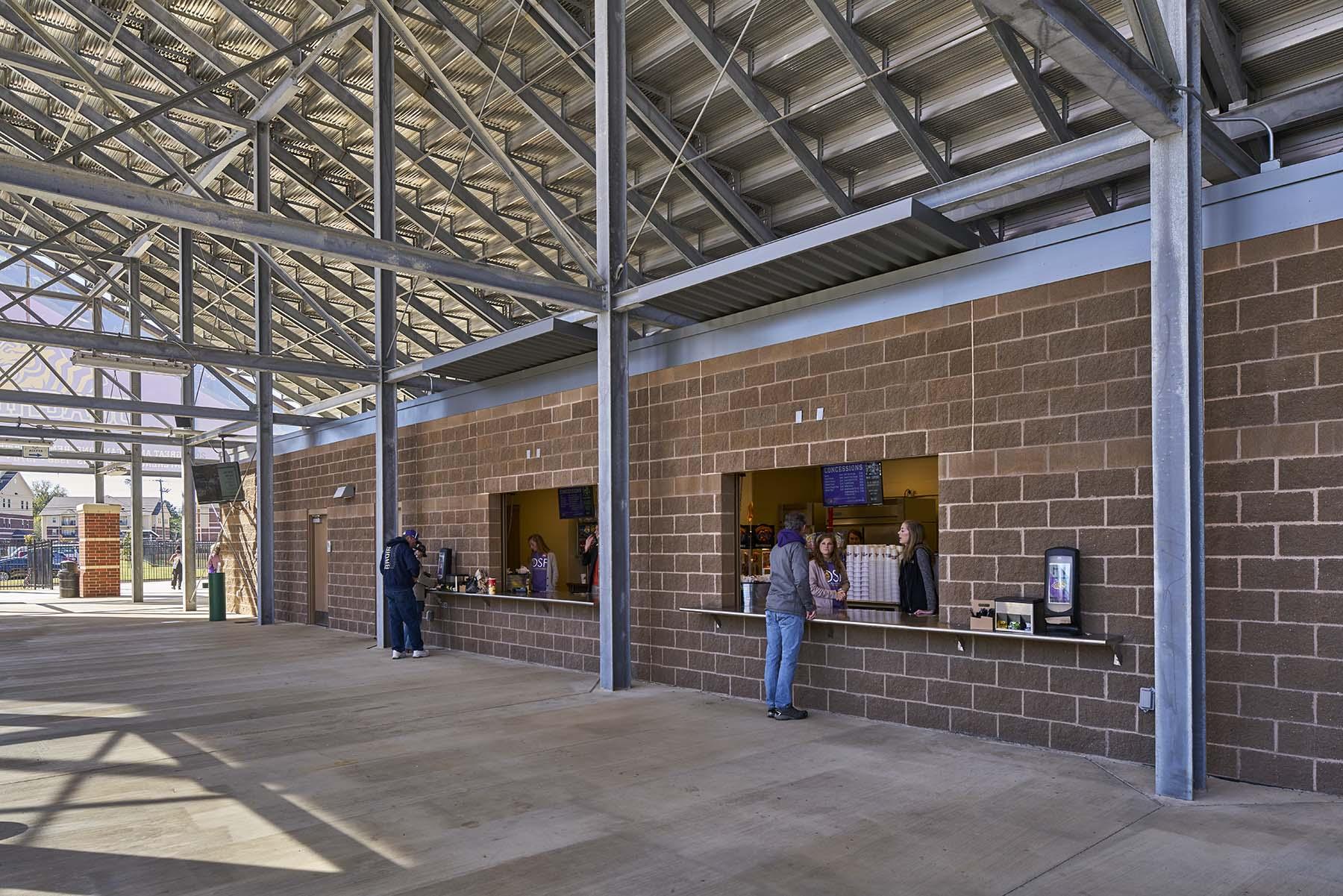OBU Cliff Harris Stadium