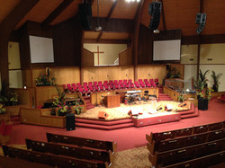 St. Marks Baptist Church