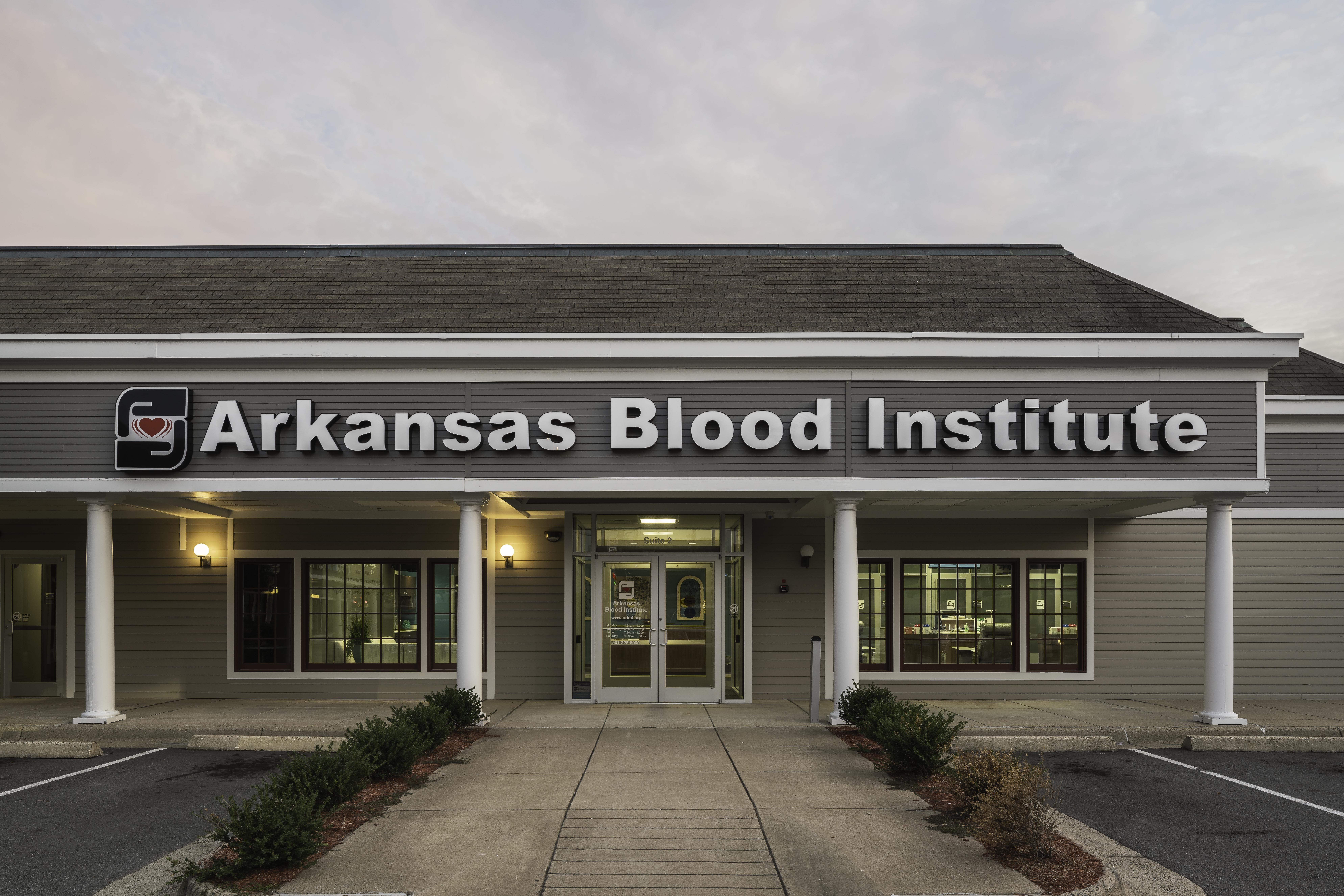 Arkansas Blood Institute Little Rock