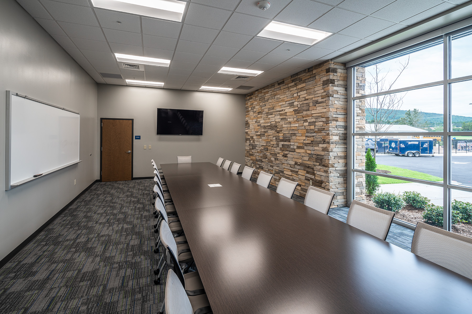 Little Rock Christian Academy Warrior Athletics – Conference Room