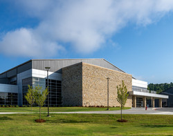 Little Rock Christian Academy Warrior Arena – Exterior