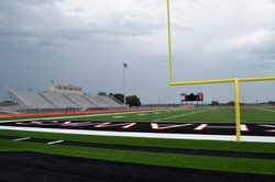 Pea Ridge High School Stadium