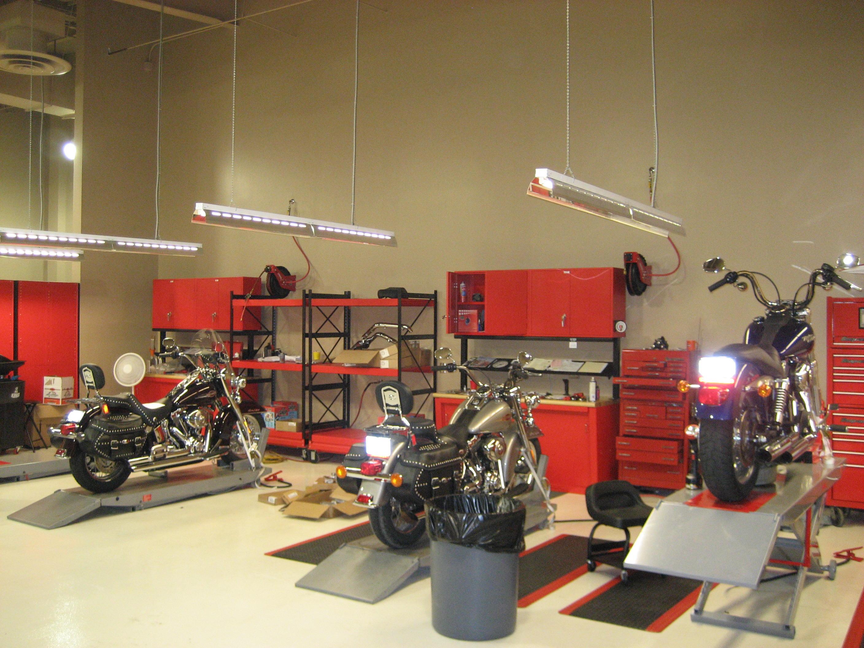 Harley Davidson Hot Springs