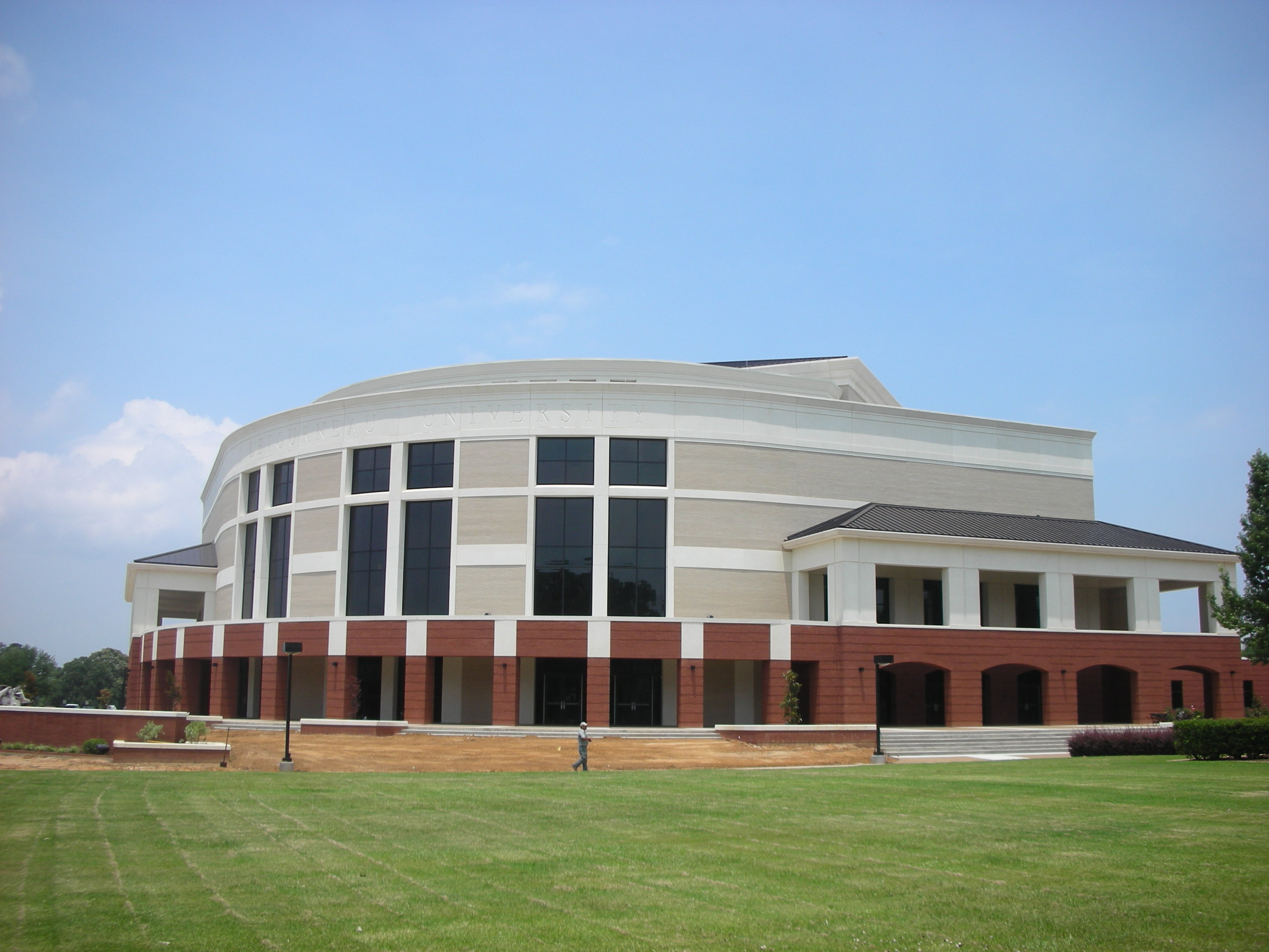 S.E. Belcher Jr. Chapel/Perf. Center