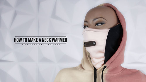 Neck Warmer Pattern (Download)