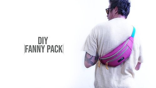Fanny Pack Pattern (Download)