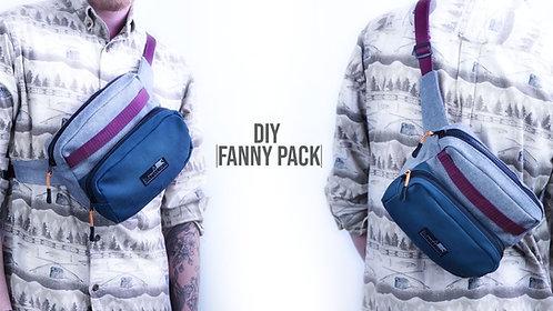 Fanny Pack Bag Pattern (Download)