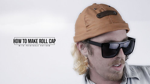Roll Cap Pattern (Download)