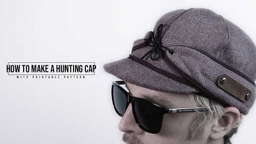 Hunting Cap Pattern (Download)