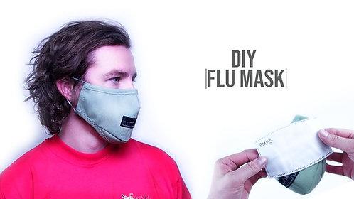 Flu Mask Pattern (Download)